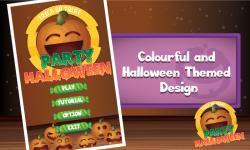 Party Pumpkin Halloween screenshot 4/4
