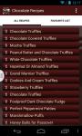 Chocolate Recipes screenshot 2/5