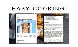 Cookie Recipes food screenshot 3/3