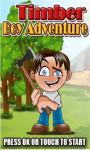 Timber Boy Adventure-free screenshot 1/1