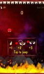 Hop in Hell Circle Jump Dash screenshot 1/6