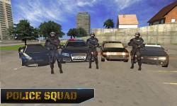 Police Raid Thief Escape screenshot 1/5
