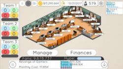 Game Studio Tycoon 2 great screenshot 1/4