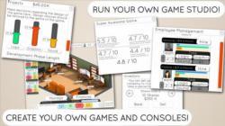 Game Studio Tycoon 2 great screenshot 4/4