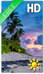 Tropical Sunset LWP Free screenshot 1/2