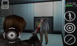 Resident Evil Extinction  Game screenshot 2/6