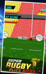 Super Rugby Flick Kicks screenshot 2/4
