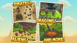 Kingdom Rush Frontiers safe screenshot 4/6