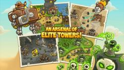 Kingdom Rush Frontiers safe screenshot 6/6