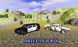 Offroad Police Jeep Driving screenshot 3/3