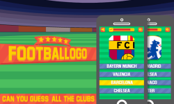 Footballogo screenshot 1/3