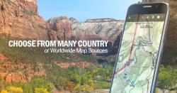 BackCountry Navigator TOPO GPS proper screenshot 6/6