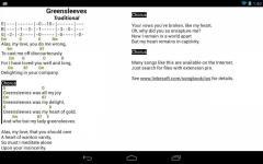 SongBook all screenshot 6/6