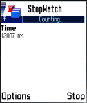 StopWatch3 screenshot 1/1