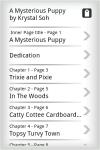 EBook - A Mysterious Puppy screenshot 2/4
