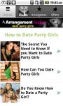 Date Party Girls screenshot 2/2