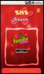 SMS Store screenshot 1/5