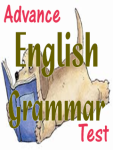 Advanced English Grammar Test screenshot 1/3