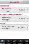Bank of Oklahoma Mobile Banking screenshot 1/1
