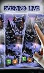 Snowy Evening Live Wallpaper screenshot 1/5