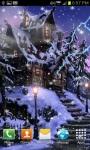 Snowy Evening Live Wallpaper screenshot 4/5