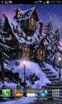Snowy Evening Live Wallpaper screenshot 5/5