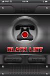 MoDa Blacklist screenshot 2/2