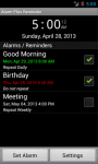 Alarm Plus Reminder screenshot 1/6