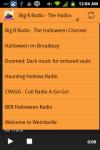 Halloween Radio screenshot 3/4
