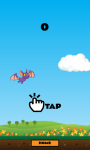 Flappy Fruit Bat Free screenshot 2/4