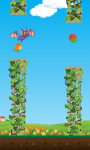 Flappy Fruit Bat Free screenshot 3/4