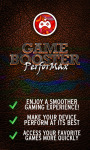 Game Booster PerforMAX screenshot 3/4