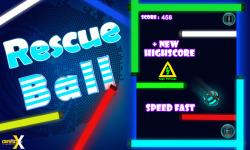 Rescue Ball screenshot 1/2