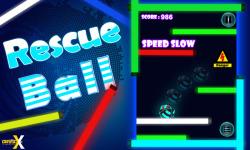 Rescue Ball screenshot 2/2