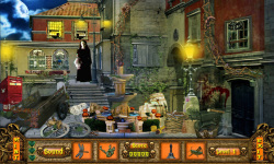 Free Hidden Object Games Escape from Haunted Town screenshot 3/4