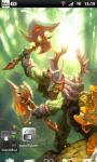 World of Warcraft Live Wallpaper 3 screenshot 1/3