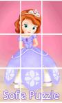 Puzzle Princess Sofia screenshot 1/3
