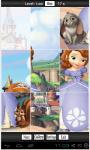 Puzzle Princess Sofia screenshot 2/3