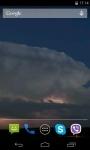 Lightnings Video Live Wallpaper screenshot 2/4