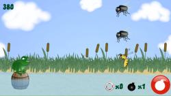Frog and Flies screenshot 3/6