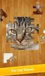 Jigsaw Pet Cat screenshot 1/4