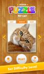 Jigsaw Pet Cat screenshot 2/4