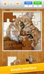 Jigsaw Pet Cat screenshot 3/4