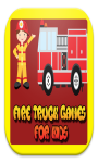 Fire Truck Games For Kids Free screenshot 5/6