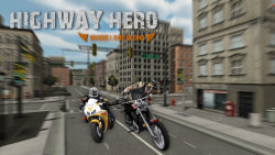 Highway Hero 3D screenshot 1/5