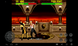 Mortal Kombat fight to the death screenshot 3/4