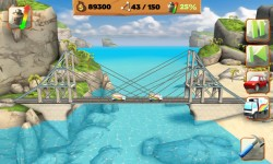 Bridge Constructor Playground screenshot 1/5