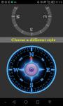 Smart Compass 360 screenshot 2/3
