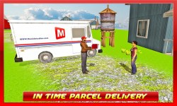TRANSPORT TRUCK: MAIL DELIVERY screenshot 1/4