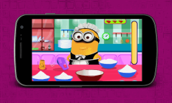 Minion Cooking Pancakes screenshot 2/4